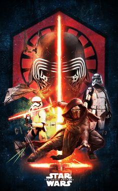 Star Wars: The Force Awakens Posters - Created by Zoltan Simon