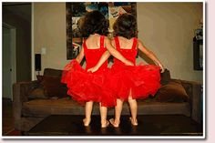 red tutu girls
