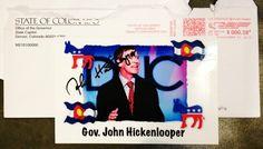 Gov. John Hickenlooper, Democrat, Colorado - TTM