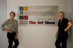 The Art Show Toronto - Peg Graham & Marion Burnett