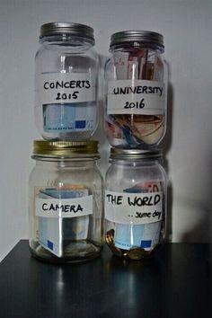 Easy Diy Money Jar with a mason jar