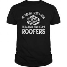 Proud Roofer T Shirts, Hoodies Sweatshirts. Check price ==► http://store.customtshirts.xyz/go.php?u=https://www.sunfrog.com/Jobs/Proud-Roofer-Black-Guys.html?41382
