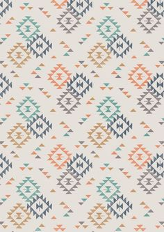 Lewis & Irene To Catch a Dream Patchwork Quilting Fabric Triangle Print on Cream Cotton Quilting Fabric, Patchwork Quilting, Dream Cream, Triangle Print, Horse Hair, Irene, Dream Catcher, Native American, Presents