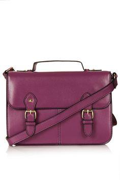 Edge Paint Satchel - Bags & Wallets - Bags & Accessories - Topshop USA