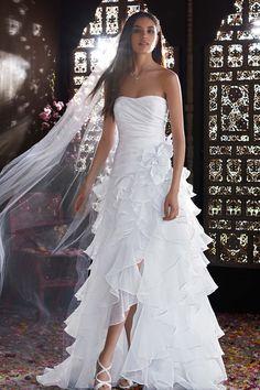 David's Bridal: Style T3505