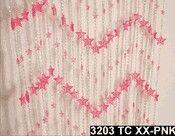Pink star Crystal Curtains, String Curtains, Beaded Curtains, Door Curtains, Pink Daisy, Pink Roses, Hanging Door Beads, Curtain Headings, Mirror Ball