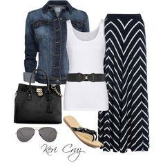 """Cute summer outfit"" by keri-cruz on Polyvore"