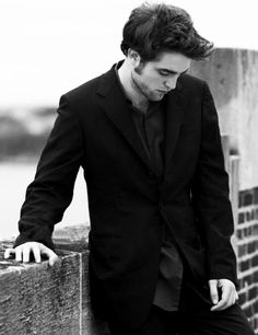 (2) b/w new/old outtake from Remember Me photoshoot
