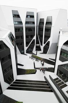 Sonnenhof / J. MAYER H. Architects / Sonnenhof 9, 07743 Jena, Germany