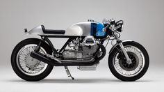 Moto Guzzi Le Mans by Kaffeemaschine, Maschine 20 Built for- Michael Reinartz (DE) Le Mans 3 basis