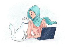 dUCkscarves Calendar 2017 illustration by Soefara.