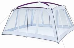 NEW-Outdoor-Shade-Picnic-Tent-Cover-Northwest-Territory-14-x-12-Screen-House