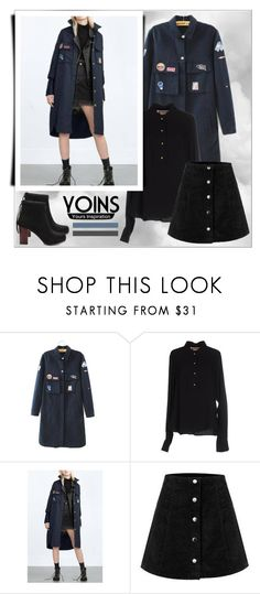 """Yoins"" by water-polo ❤ liked on Polyvore featuring moda, Marni, polyvoreeditorial y yoins"