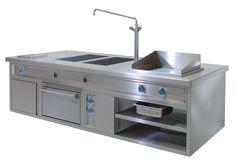 individuelle angefertigter Kochblock Sink, Home Decor, Fine Dining, Wood, Sink Tops, Vessel Sink, Decoration Home, Room Decor, Sinks