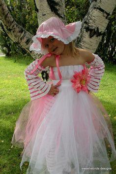 Little Bo Peep tutu dress