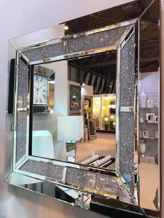 UniqueChic Furniture are offering something special with the sparkling pieces from the Milan Diamond furniture collection Encrusted with glittering