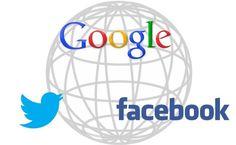 Los informes de transparencia de #Google, #Twitter y #Facebook #Marketingdigital