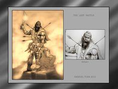 dacian fights roman dacii lupta romanii mor daoi pileus sica barbari confruntare tora arta banda lupul alb