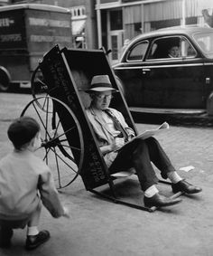 New York 1944 Photo: Fred Stein