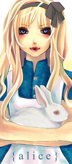 Alice by CrimsonCobwebs.deviantart.com