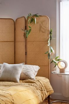 Shop Eucalyptus Vine Garland at Urban Outfitters today. Stained Glass Night Lights, Eucalyptus Garland, Divider Screen, Above Bed, Wall Carpet, Aesthetic Rooms, Home Decor Bedroom, Urban Outfitters, Interior Design