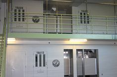 Inside a Special Management Module by Johnson County Sheriff, via Flickr