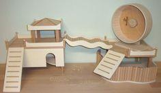 Komplett-Einrichtungen 2013 - Hamster Wohnwelt