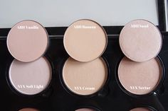anastasia-beverly-hills-contour-kit-vs-nyx-highlight-contour-pro-palette-highlights-names