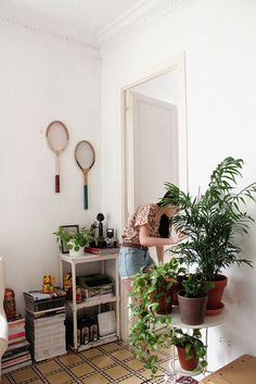 Home Interior Design — Living room ( HID ) Home Interior, Interior And Exterior, Interior Decorating, Interior Design, Interior Plants, My New Room, My Room, Design Apartment, Home And Living