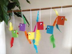 papegaai knutselen - Google zoeken