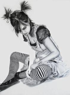 В настоящее время Eddy Chang специализируется на реалистичных рисунках карандашом с упором на фотореализм Human Body, Alice In Wonderland, How To Draw Hands, Pencil, Deviantart, Disney Characters, Anime, Hand Drawings, Graphite