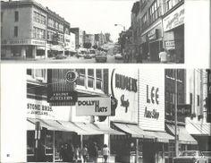 1968 Alton IL Downtown (3rd st)