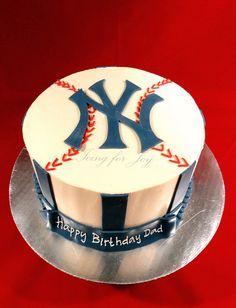 NY Yankee cake | Flickr - Photo Sharing!