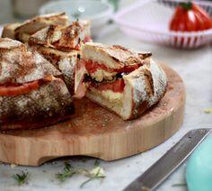Pan bagnat | Recept från Köket.se