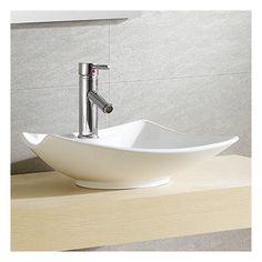 20f226ffcca Elements of Design EDV4129 Perfection Wash Basin Vessel Sink