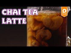 Chai Tea Latte Tarifi - Onedio Yemek - İçecek Tarifleri Videolu Tarif - World Food & Recipes Chai, Tea Latte, Pasta, Sausage, Iftar, Breakfast, Ethnic Recipes, Food, Morning Coffee
