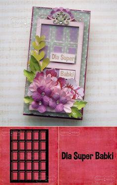 maska i stempel z kolekcji babeczkowej  http://www.hurt.scrap.com.pl/maska-szablon-czekolada-kolekcja-babeczki.html http://www.hurt.scrap.com.pl/pojedynczy-stempel-gumowy-dla-super-babki.html
