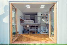 Juno's House par Nook Architects - Journal du Design