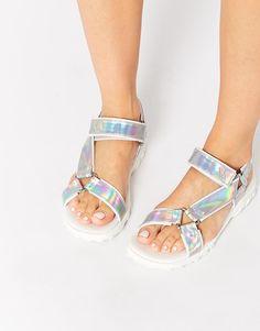 YRU+Arq+Strap+Flat+Sandals