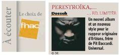 Dosseh dans Direct Matin du 26 Mars 2015