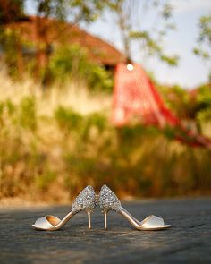 Bridal shoes A Cinderella Story, Bridal Shoes, Indian Wear, True Love, Cuff Bracelets, Pairs, Bride, How To Wear, Jewelry