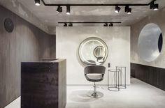 Salón de belleza Número uno,© Pavel Chaunin