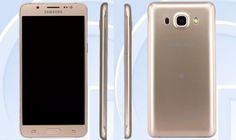 Samsung Galaxy J7 (2016) and J5 (2016) will have laser autofocus according to Chinese certification: The two devices also seem to be sporting metal frames in the images that TENAA has outed.