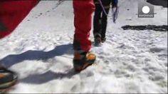 Mueren tres alpinistas franceses en el macizo del Mont Blanc