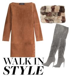 """Fall In Style!"" by chasing-undefined ❤ liked on Polyvore featuring Vanessa Seward and Topshop"