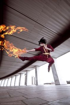 Zuko...I normally don't pin cosplays but you gotta admit that this one's pretty good