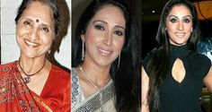 These 9 mother-daughter pairs, television .-ये 9 माँ-बेटी की जोड़ियाँ, टेलीवि… These 9 mother-daughter couples are very famous on television and Bollywood # couples are on and www. Bollywood Masala, Daughter, Sari, Indian, Couples, News, Fashion, Saree, Moda