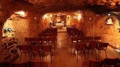 Going underground - The Town of Coober Pedy, Australia, Has Moved Underground to Escape Extreme Heat