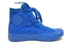 RARE Converse Chuck Taylor All Star Hi Larkspur Monochrome Cobalt Blue Sz  US 5 #Converse #FashionSneakers Fashion Boots, Sneakers Fashion, Mens Fashion, Style Fashion, Clear Heel Boots, White Leather Ankle Boots, Converse Slip On, Converse Chuck Taylor All Star, Western Boots