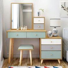 Bedroom Closet Design, Room Ideas Bedroom, Home Room Design, Home Interior Design, Baby Room Furniture, Bedroom Furniture Design, Home Furniture, Custom Furniture, Dressing Room Decor